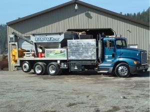 concrete-edging-spokane-truck